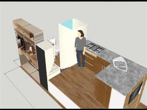 Tiny House With Basement tiny house on wheels with basement youtube