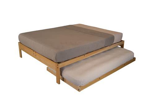 unfinished platform bed frame unfinished platform bed without headboard the futon
