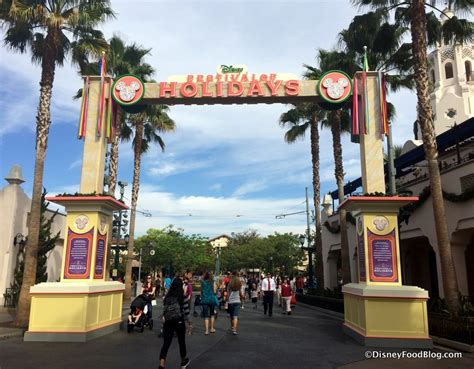 festival in california review festival of holidays food booths in disney
