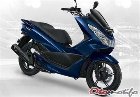 Pcx 2018 Irit by 10 Motor Matic Honda Terbaru Dan Paling Irit 2018 Otomotifo