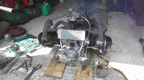 Citroen 2cv Engine by Citroen 2cv Engine 602cc M28 Type