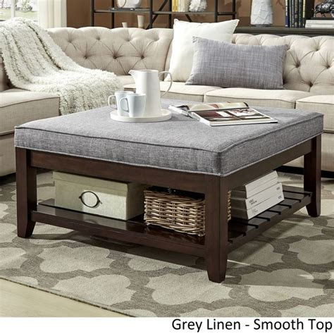 ottoman coffee table storage best 25 ottoman coffee tables ideas on diy