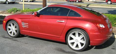 Chrysler Crossfire Wiki by File Chrysler Crossfire Coupe2 Jpg