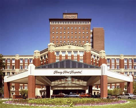 Henry Ford Hospital Detroit Mi henry ford hospital detroit cus