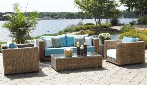 rattan wicker patio furniture outdoor wicker patio furniture santa barbara