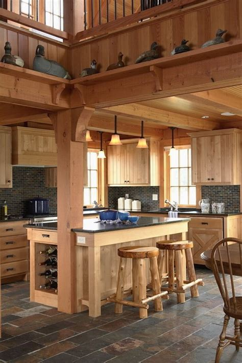 Rustic Kitchen Design Ideas by 20 Beautiful Rustic Kitchen Designs Interior God