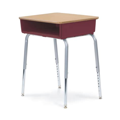 virco student desk virco 785 open front student desk on sale now