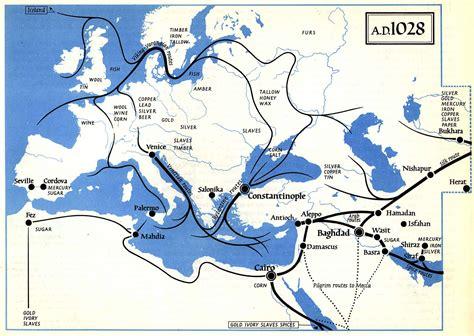 ottoman trade the penguin atlas of history