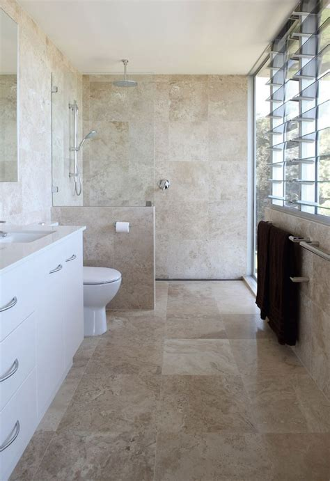 Neutral Color Bathrooms by 1000 Ideas About Neutral Bathroom Tile On