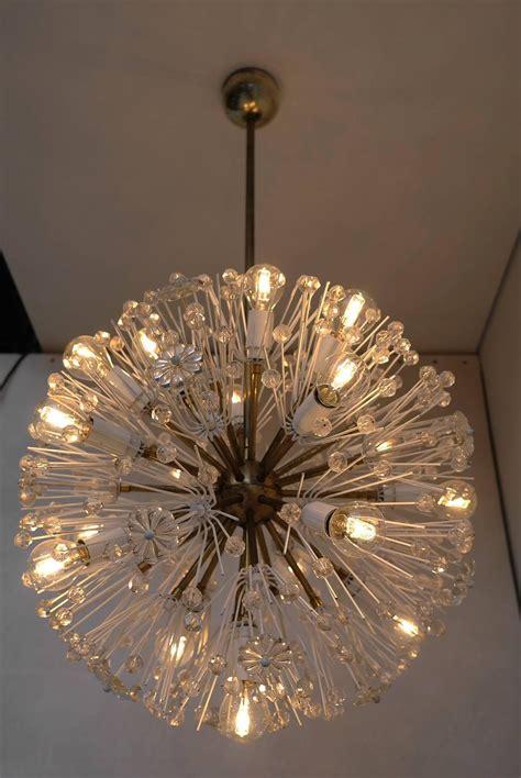 snowflake chandelier emil stejnar snowflake chandelier austria 1950s at 1stdibs
