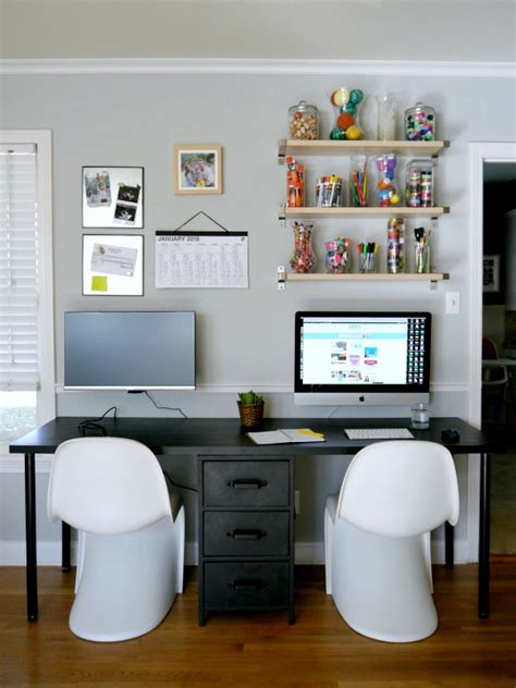two person home office desk two person desk debut c r a f t