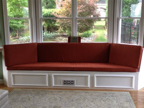 window seat cusions custom bay window seat cushion trapezoid cushion with
