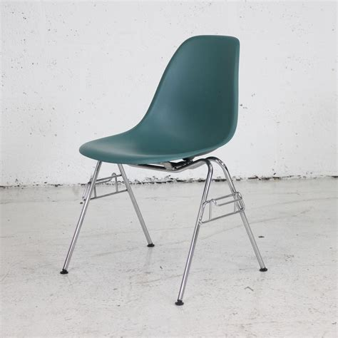 Coloured Eames Chairs by Vitra Eames Dss Plastic Chair Coloured Seating