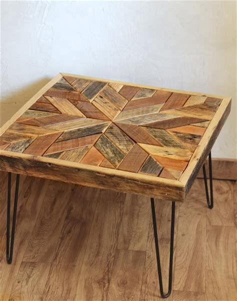 coffee table patterns pallet coffee table with pattern top pallet