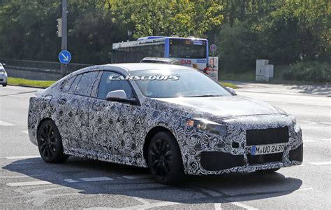 Bmw 2 Series Gran Coupe by Scoop Bmw Testing 2 Series Gran Coupe On Roads