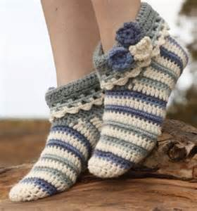 free slipper patterns to knit or crochet crochet slippers the best collection the whoot
