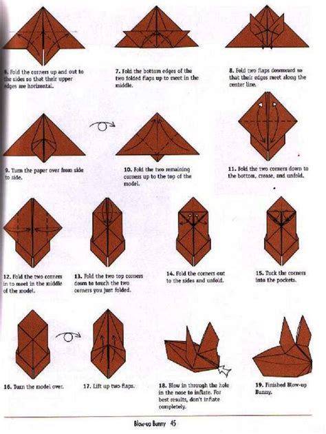 origami up origami origami challenge paper rabbit inspired by to the