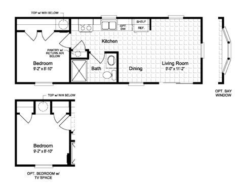 small manufactured homes floor plans small mobile home floor plans studio design gallery