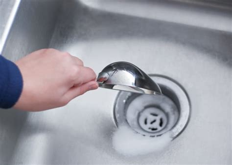 kitchen sink drain clogged how to clear how to naturally clean a clogged drain the definitive