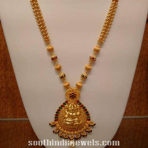 22k Gold Haram From Naj South India Jewels