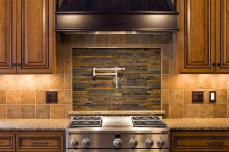 backsplash images for kitchens kitchen backsplash design gallery slideshow