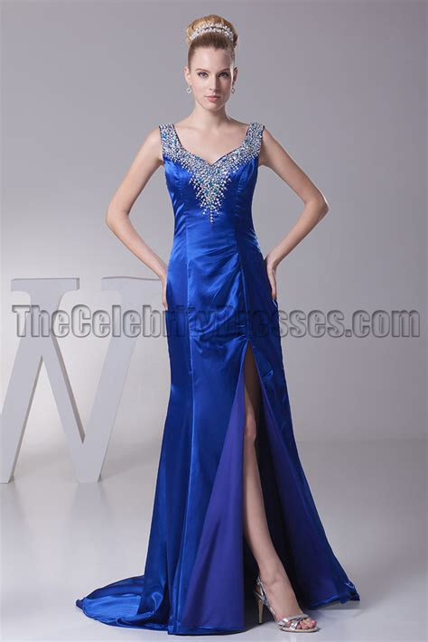 royal blue beaded dress royal blue beaded evening gown formal dresses