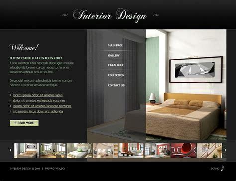 interior design website templates 8 best swish interior website themes templates free