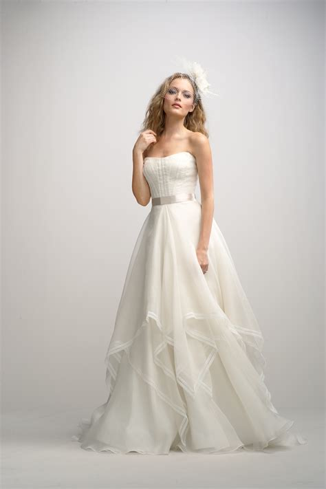 wedding gown fall 2012 wedding dress watters bridal gown 10 onewed