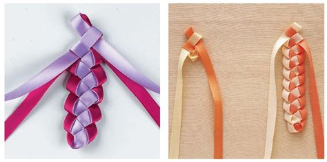 ribbon crafts for things i want to do and try on air clay