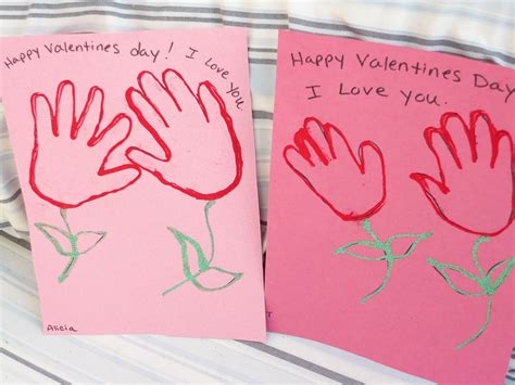 crafts for valentines day childcare