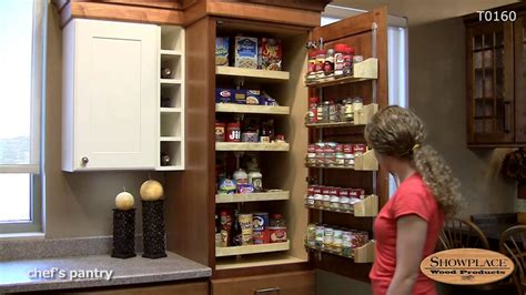 Remove Kitchen Cabinets chef s pantry with drawers showplace kitchen convenience
