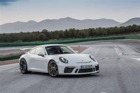 Porsche 911 Gt3 by Porsche 911 Gt3 Carrara White Metallic The New Porsche