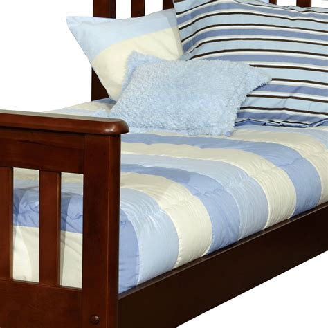 bunk bed bedding for taylor light blue bunk bed hugger comforter bedding
