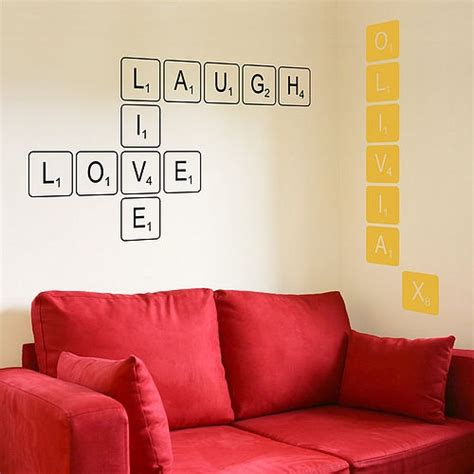 scrabble tile stickers 17 best images about scrabble tile craft on
