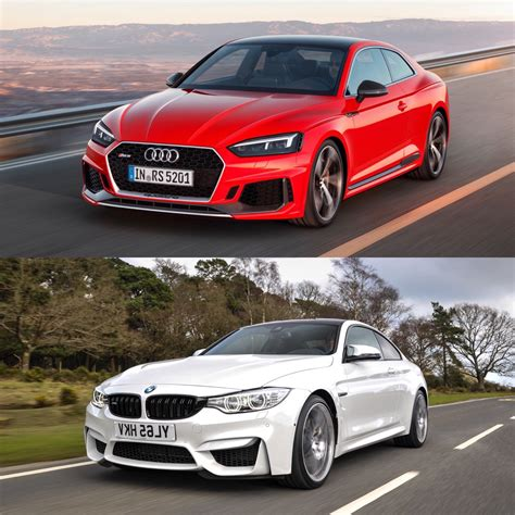 Audi Vs Mercedes by Evo Mag Bmw M4 Competition Pack Vs Audi Rs5 Vs Mercedes