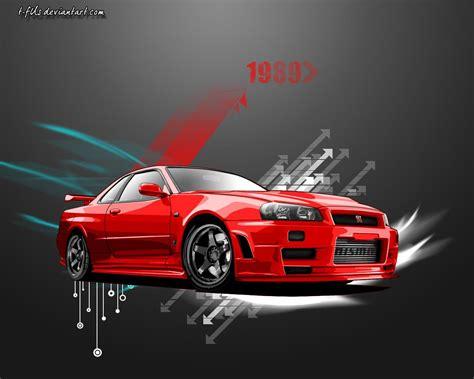 Car Vector Wallpaper by Nissan Gt R Nismo Wallpaper Hd