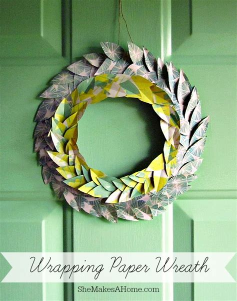 wrapping paper craft ideas 10 genius ways to decorate with wrapping paper