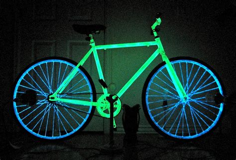 glow in the paint motorcycle make your bike glow in the with phosphorescent