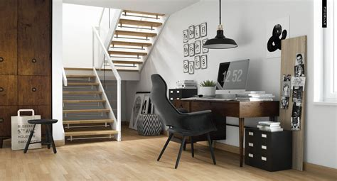 scandinavian home decordots scandinavian stairs