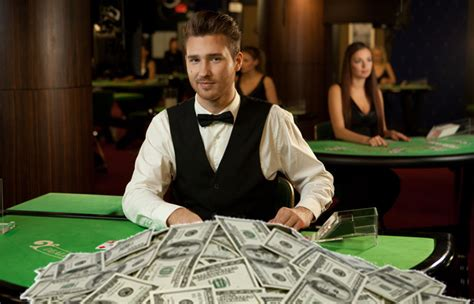 The Average Salary Of A Card Dealer Casino Industry