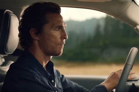 Matthew Mcconaughey New Lincoln Commercial by Matthew Mcconaughey S Lincoln Commercial Is