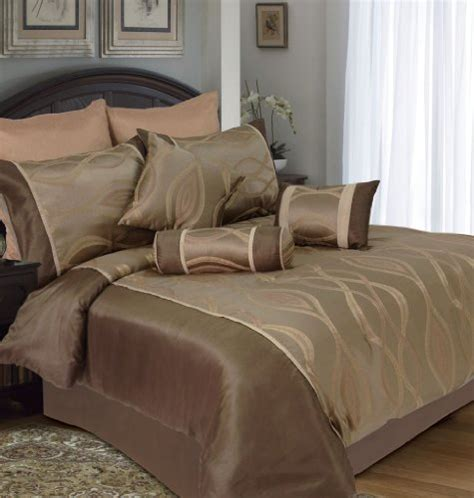 inexpensive comforter set 9 losa jacquard bedding comforter set