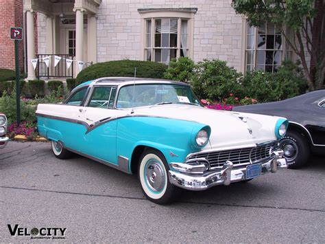 Ford Automobiles by 1955 Ford Fairlane Classic Automobiles