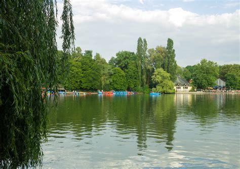 Englischer Garten München Tretbootfahren by M 252 Nchen Eine Stadt Drei Tage Unendlich Viel Zu