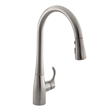 fancy kitchen faucets home decor appealing kohler kitchen faucets with simplice single handle pull