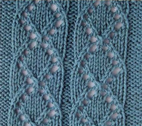 knit lace stitches 17 best images about knitting stitches on knit