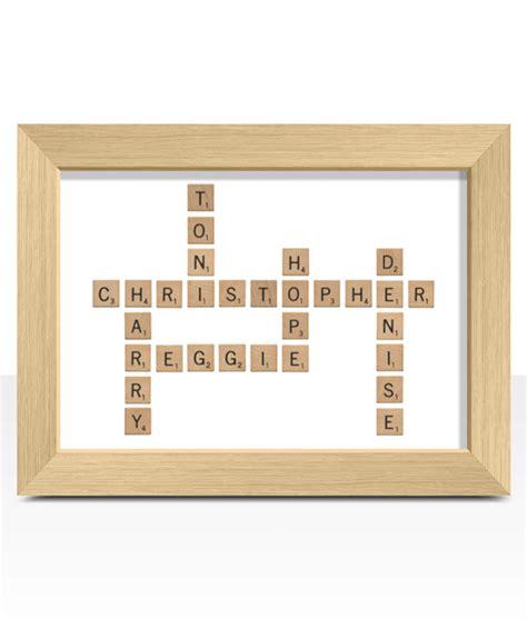 co scrabble word crossword style word print abc prints