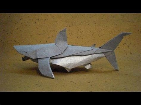 origami hammerhead shark 17 best images about origami on origami