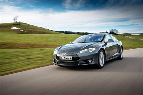 Tesla Car Distance by Tesla Model S Sets New Distance Record Driving Plugin