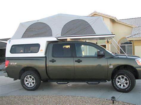 Nissan Titan Tent by Flip Pac Cer Shell Nissan Titan Forum